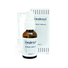 Oralexyl Spray Orale 20ml